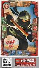Lego ® Ninjago Carte Trading Card VF Français 2016 N°020