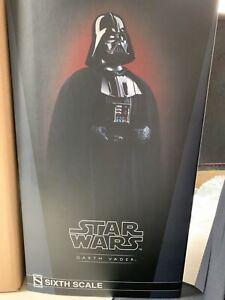 Sideshow Star Wars Darth Vader ROTJ 1/6 mit Beleuchtung