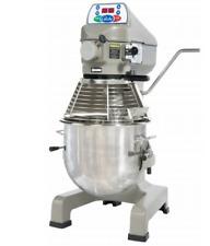 Globe Sp20 Commercial 20 Qt Mixer 110 V / Single-Phase