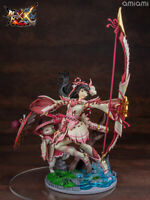 MONSTER HUNTER XX Mitsune Series Female Gunner 1/7 Complete Figure PSL JAPAN