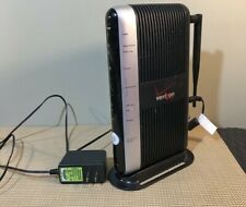Verizon Actiontec M1424WR Rev E Wireless Router with Power Supply