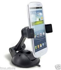 MG178 Suction Cup Windshield Mount for Motorola, LG, Sony, Nokia Cell Smartphone