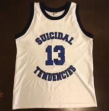 Rare Vintage Suicidal Tendencies Basketball Jersey