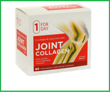 FORDAY JOINT COLLAGEN 1 2 Collagen & Hyaluronic Acid + Vitamin C Hair Skin Nails