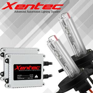 XENTEC Xenon Light 35W Slim HID KIT H1 H3 H4 H7 H10 H11 H13 9005 9006 9007 5202