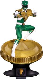 Power Rangers Green Ranger statue 1:4 Scale Pop Culture Shock Sideshow Pcs Rare