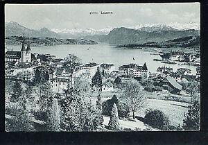 SWITZERLAND 223-LUZERN -1908 Luzern