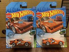 2020 Hot Wheels Factory Sealed Mazda Rx-7 Super Treasure Hunt