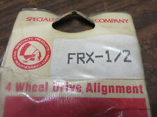 FORD 4x4 TRUCK WHEEL ALIGNMENT BUSHING - CASTER # FRX 1/2