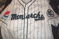 KANSAS CITY ROYALS MONARCHS BUCK O'NEIL NEGRO LEAGUES REPLICA THROWBACK XL SGA