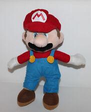 Nintendo Super Mario Stoffpuppe Stofftier Plüschtier Plüsch 26cm groß TOP RAR