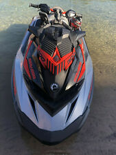 2018 Seadoo Rxpx 300 Ice Metal / Red Lava Excellent Condition One Ski No Trailer