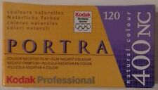 Kodak Portra 400 NC Professional colour film - 5 new rolls in sealed box