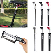 Bike Suspension Seat Post Tube MTB Road Bicycle Shockproof Seatpost 31.6/27.2mm