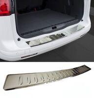 Für VW Passat B8 Variant Ladekantenschutz Edelstahl Abkantung Chrom Rostfrei-