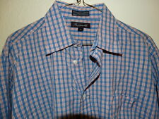 Faconnable   Men's  Dress SHIRT   Sz.   16 L