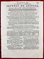 Esclave Albinos en 1788 Bordeaux Vignoble Haïti Plouharmel Paimpol Oléron