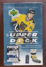 2004-05 UPPER DECK HOCKEY HOBBY BOX