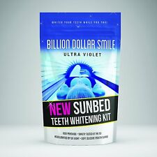 Neuf Milliard Sourire de Dollar Ultraviolet Solarium Blanchiment Dentaire Kit Ne
