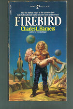 Firebird by Charles L. Harness (1980, Paperback 1st Printing) Rowena Cover