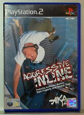 AGGRESSIVE INLINE - PLAYSTATION 2 - PAL ESPAÑA