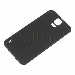 41-03-1320 Brand New Back cover for Samsung Galaxy S5 Active Grey