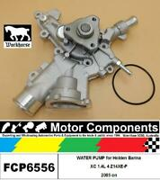 WATER PUMP FCP6556 for Holden Barina XC 1.4L 4 Z14XE-P 2005 on