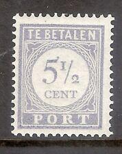 Nederland  Port  Nummer  52    Postfris.