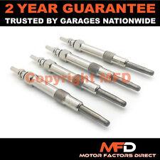 4X FOR OPEL VECTRA MK2 C 1.9 8V 120 BHP 2004- DIESEL HEATER GLOW PLUGS OPTION 1
