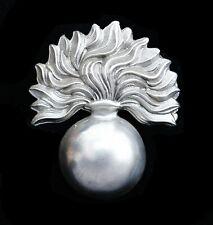 Grenadier Guards Cap Badge Hallmarked Silver