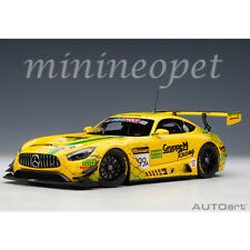 AUTOart 81931 MERCEDES BENZ AMG GT3 TEAM GRUPPE M RACING BATHURST #999A 1/18