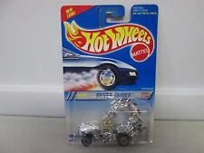 Hot Wheels Silver Series Rodzilla 2/4 No 323 Chrome
