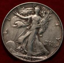 1946 Philadelphia Mint Silver Walking Liberty Half
