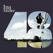 48 Ina Müller Audio CD, Digipack, Neu OVP, CD