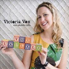 Victoria Vox : Vox Ukulele Cello CD