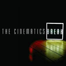 THE CINEMATICS - BREAK CD SINGLE SIGILLATO