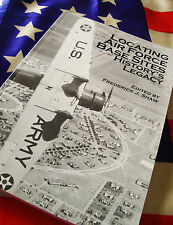 LOCATING AIR FORCE BASE SITES: HISTORY'S LEGACY 1907-1960 USAF AFB Air Field