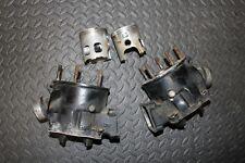Yamaha Banshee OEM Factory cylinders + pistons jugs 66.00mm UNPORTED 1987-2006
