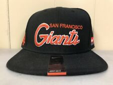 Brand New Nike San Francisco Giants Snapback One Size Fits All 152b34d41a35