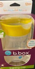 B.Box Training Cup Lemon Yellow