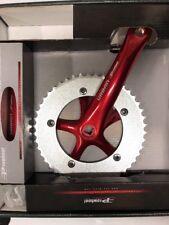 Pedalier Velo Prowheel Ruban Rouge 46t
