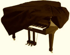 """Grand Piano Cover Brown Mackintosh Heavy Duty 5'7"""" - 5'9"""" Made in USA"""
