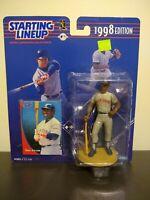 Tony Gwynn - Starting Lineup San Diego Padres MLB Kenner Figurine 1998 Edition
