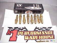 8 New Cv Products 6mm Bronze Valve Guides 2500 503 Od Nascar Nhra
