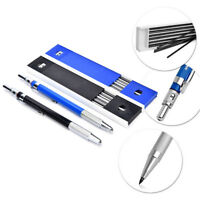 2.0mm Lead Holder Automatic Draughting Mechanical Drafting Pencil + 12Pcs Lead