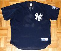 New York Yankees Derek Jeter Jersey 1998 World Series MLB Baseball Vintage XL