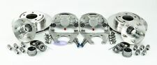 Kodiak 10 Inch Trailer Disc Brake Set All Stainless Steel With Stainless Hubs