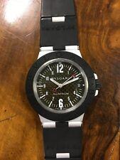 Bulgari Diagono Aluminium Watch