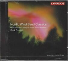 Nordic Wind Band Classics - RNCM Royal Northern College of Music Wind Orch. - CD