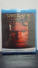 ** Hellboy II: The Golden Army (Blu-Ray + DVD) - Free Shipping!